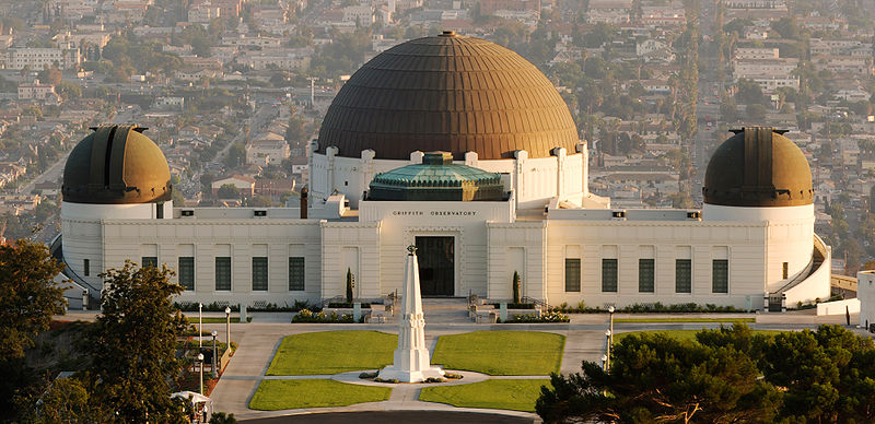Observatorio Griffith (Los Ángeles)