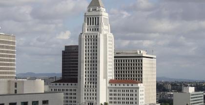 Ayuntamiento de Los Ángeles - autor