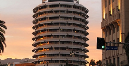 Capitol Records Tower - autor