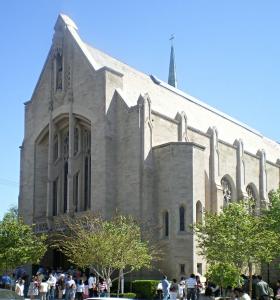 Iglesia Católica de San Brenda (Los Ángeles)