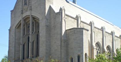 St. Brendan Catholic Church, Los Angeles - autor