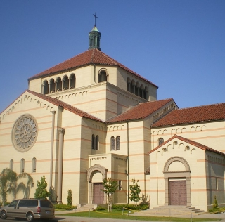 St. Cecilia Catholic Church (Los Angeles) - autor