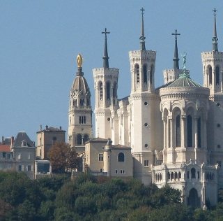 Basílica Notre-Dame de Fourvière - autor