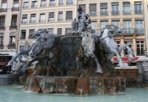 Fuente Bartholdi (Lyon)