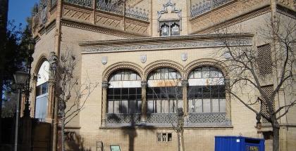 Pabellón Real de Sevilla -  autor