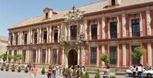 Palacio Arzobispal (Sevilla) - autor