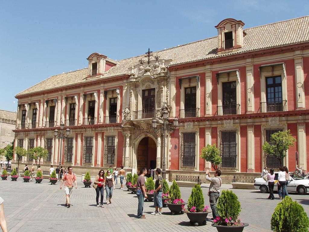 Palacio arzobispal de Sevilla