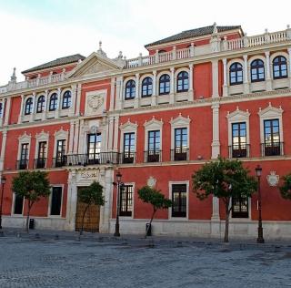 Antigua Real Audiencia de Sevilla  fuente