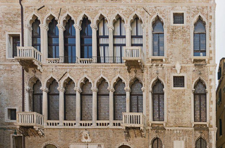 Palacio Fortuny en Venecia