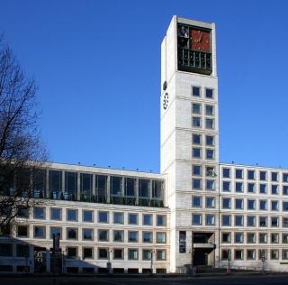 Stuttgarter Rathaus  fuente