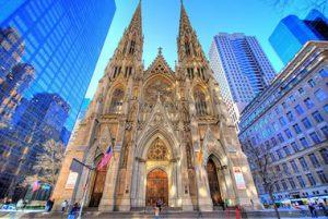 Iglesias de Nueva York