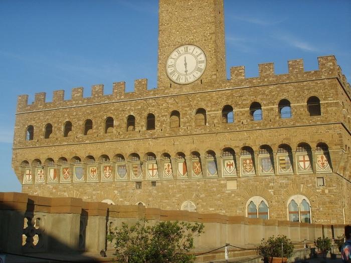 viejo palacio: